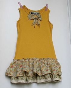 Sewing dress for kids fabrics 60 ideas for 2019 Fashion Kids, Baby Girl Fashion, Coin Couture, Baby Couture, Diy Vetement, Romper Pattern, Fashion Fabric, Ideias Fashion, Kids Outfits