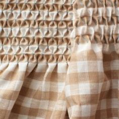 FREE PATTERN ~ WITH STEP BY STEP INSTRUCTIONS ~ AND PHOTO TUTORIAL ~ New to Smocking Trick {Smocking}