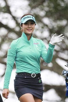 Blogging about the Korean Women Golfers on the LPGA