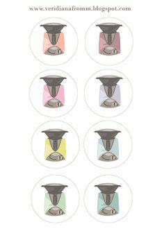re-animierte Thermomix Etiketten