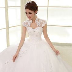 Cheap Wedding Dresses on Sale at Bargain Price, Buy Quality bag guitar, dress jane, bag smith from China bag guitar Suppliers at Aliexpress.com:1,Image Type:Actual Images 2,Model Number:83-65 3,Back Design:Lace Up 4,Decoration:Beading 5,Item Type:Wedding Dresses