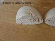 Špaldovo-celozrnný knedlík Dairy, Bread, Cheese, Food, Diet, Brot, Essen, Baking, Meals