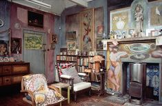 Duncan Grant Studio,