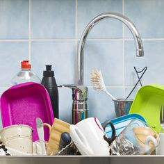Do Dishes Faster: 10 Smart Tips to Cut Your Hand-Washing in Half - Grandparents.com