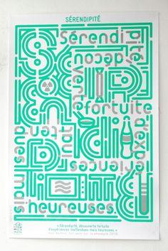 繽紛的系列海報 | MyDesy 淘靈感