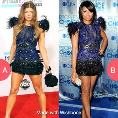 Who wore it best? Click here to vote @ http://getwishboneapp.com/share/2709428