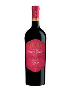 fancy pants wine | Fancy-Pants-Red.jpg | Wine & Corks | Pinterest