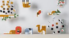 Motionographer shares inspiring work and important news for the motion design, animation and visual effects communities. Stop Motion, Motion Video, Diy Garden Decor, Wood Toys, Visual Effects, Creative Studio, Motion Design, 3d Design, Graphic Design
