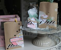 allerlei Verpackungs-Ideen – Stampin´ Up! Artisan BlogHop