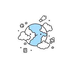 Henna Color, Cloud Atlas, Digital Art, Doodles, Snoopy, Clouds, Fan Art, Artist, Fictional Characters