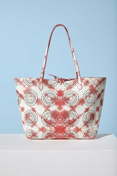 Tote Bag - PINKE CHERRY by VIDA VIDA Nv4FfJDP