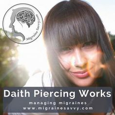 Daith piercing worked to stop my migraines. It's been two months now and I've not had an attack. Migraine Piercing, Daith Piercing, Ear Piercings, Migraine Attack, Reduce Stress, It Works, Earrings, Ear Piercing, Ears Piercing
