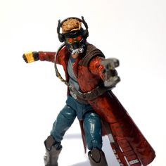 Marvel Legends Infinite Series Guardians of the Galaxy Star Lord Review