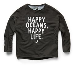 RAW for the Oceans. Denim from recycled ocean plastic