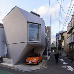 Reflection of Mineral Japanese Architecture, Amazing Architecture, Modern Architecture, Pole House, Minimalist Home, Creative Design, Reflection, House Design, Building