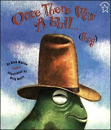 Once There Was a Bull...frog - used to teach compound words