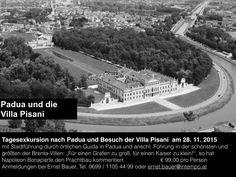 Napoleon, Villa, Kaiser, Padua, Art, Fork, Villas, Mansions
