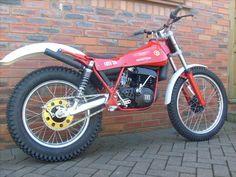 Net - Vintage Montesa Photos/Specs/Parts Trail Motorcycle, Yamaha Parts, Trial Bike, Engine Start, Trials, Dirt Bikes, Restoration, Motorcycles, Twin