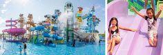 Thailand Best Waterpark attractions   Cartoon Network Amazone