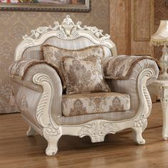 Meridian Furniture Inc Serena Club Chair   691 C