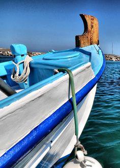 Kaiki from Paros Island, Greece