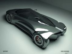 concept - finally a Ferrari worth moving your head for