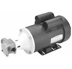 Jabsco 30520-2001 Pump Head With Motor Bracket 316SS - $1702.01