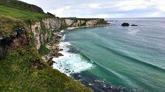 photo, image, coastline, northern ireland