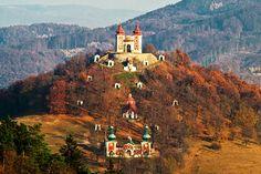 Banská Štiavnica  Kalvária