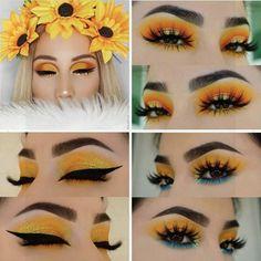 Pin on Mis 16 sara Makeup Eye Looks, Eye Makeup Art, Cute Makeup, Glam Makeup, Pretty Makeup, Makeup Inspo, Eyeshadow Makeup, Makeup Inspiration, Nyx Lipstick