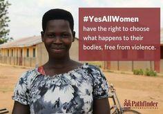 #YesAllWomen