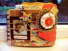 A Project by edinburghmum from our Scrapbooking Gallery originally submitted 09/26/11 at 02:51 PM