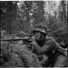 Finnish Army, WWII.