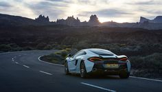 RobbReport.com get some extreme hands-on time with McLaren's new, more livable supercar…
