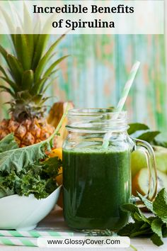 Spirulina is mainly known as an exotic, blue-green algae super food that provides many distinctive health benefits
