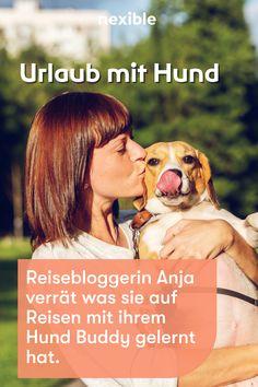 Reisebloggerin Anja verrät was sie auf Reisen mit ihrem Hund Buddy gelernt hat. Am Meer, Movies, Movie Posters, Beautiful Dogs, Vacation Places, Baltic Sea, Films, Film Poster, Cinema