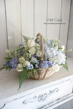 Fresh Flowers, Spring Flowers, Dried Flowers, Beautiful Flowers, Deco Floral, Arte Floral, Floral Design, Basket Flower Arrangements, Floral Arrangements