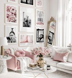 Decor Room, Living Room Decor, Bedroom Decor, Wall Decor, Home Decor, Inspiration Wand, Interior Inspiration, Large Wall Prints, Framed Prints