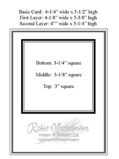 RobinsCraftRoom.com » Layout Sketch Provided Card Making Templates, Card Making Tips, Card Making Tutorials, Card Making Techniques, Making Ideas, Project Life Cards, Card Sketches, Scrapbook Sketches, Card Patterns