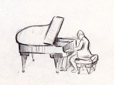 STONES ART: Piano Man http://stonesart.blogspot.com/2011/02/piano-man.html