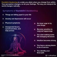 Spiritual Awakening Stages, Spiritual Enlightenment, Spiritual Wisdom, Spiritual Advisor, Awakening Quotes, Spiritual Gifts, Positive Affirmations, Positive Quotes, Kundalini Meditation