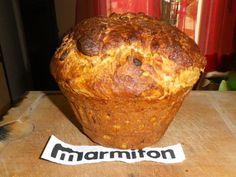 Recette Panettone (la vraie recette italienne) Bakers Yeast, Brioche Bread, Sweet Buns, Food Fantasy, Sweet And Salty, Cute Food, Sweet Tooth, Brunch, Dessert Recipes