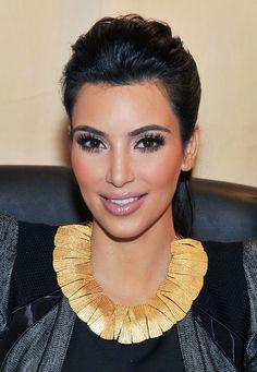 miss.makeup.addict: Kim Kardashian Makeup Inspiration Gallery ♥