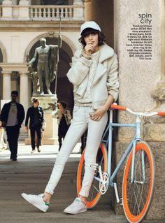 "Zlata Mangafic | ""Vanilla Sky"" Teen Vogue August 2013 | by Giampaolo Sgura"