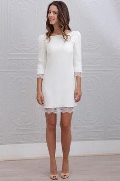 Quelle robe pour mon mariage civil ?