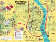 """PORTLAND CULTURE Portland, a clean, safe, and """"walkable"""" city witha """"small town feel"""", has quite a similar vibe to Denver and Seattle (which is located not too far away)in…"""