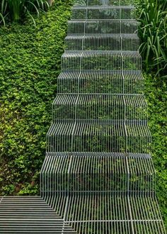 44 ideas for stairs architecture landscape staircases Architecture Details, Landscape Architecture, Interior Architecture, Landscape Design, Stairs Architecture, Landscape Stairs, Design Exterior, Interior And Exterior, Exterior Stairs