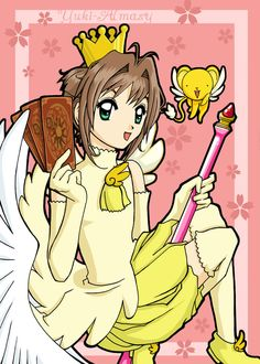 Card Captor Sakura by Yuki-Almasy