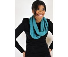 Infinite scarf - handwoven in Bolivia. $32 on Ethical Ocean. #scarf #snood #handmade