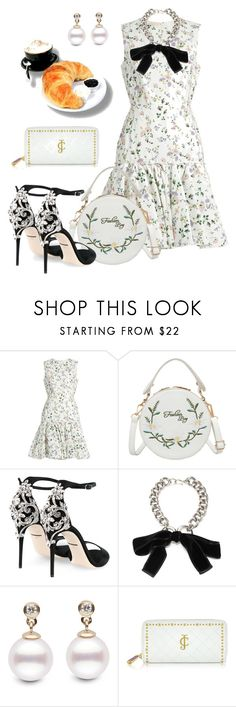 """Untitled #301"" by ducle1910 ❤ liked on Polyvore featuring Giambattista Valli, Dolce&Gabbana, Alexander McQueen and Juicy Couture"